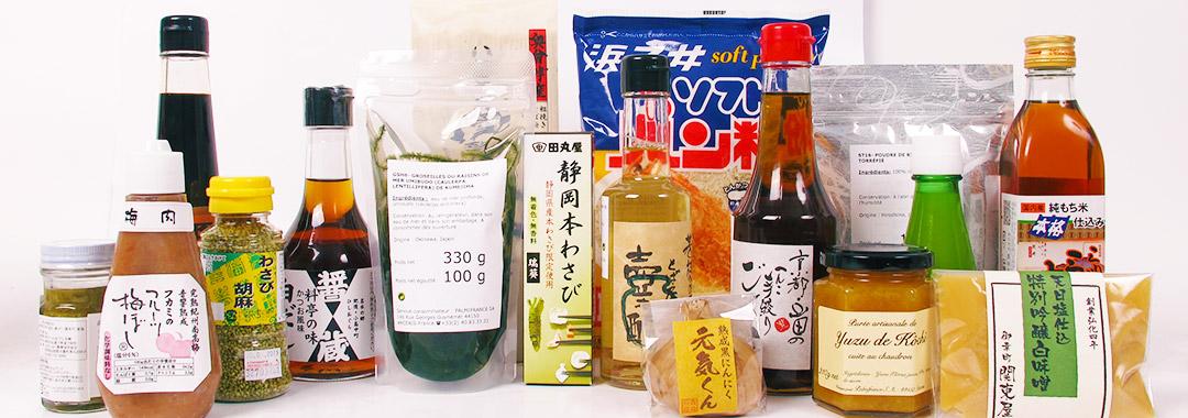 épicerie japonaise