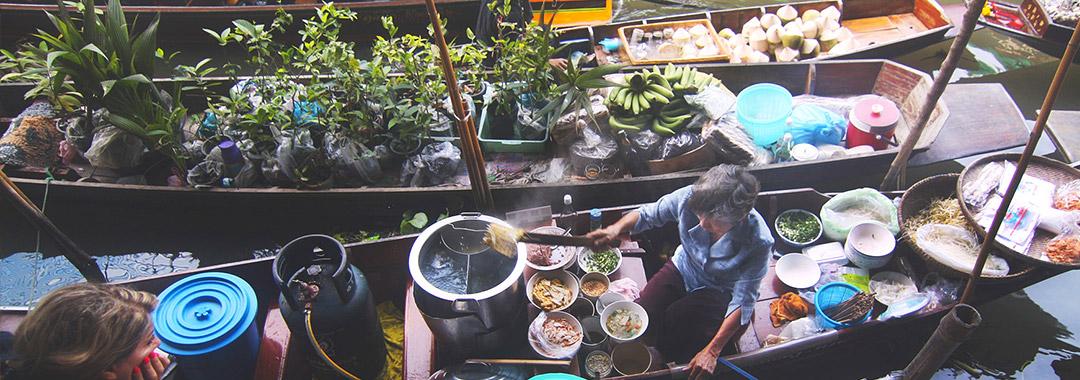 épicerie thaïlandaise