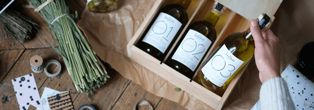 huile d'olive grecque
