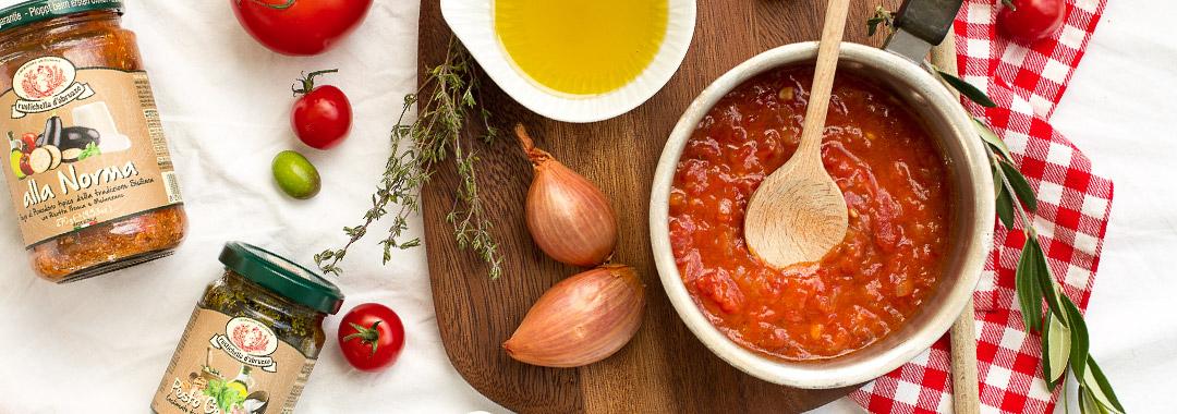sauces italiennes