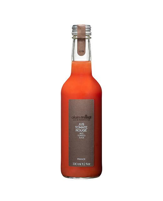 Jus de tomate rouge - alain milliat