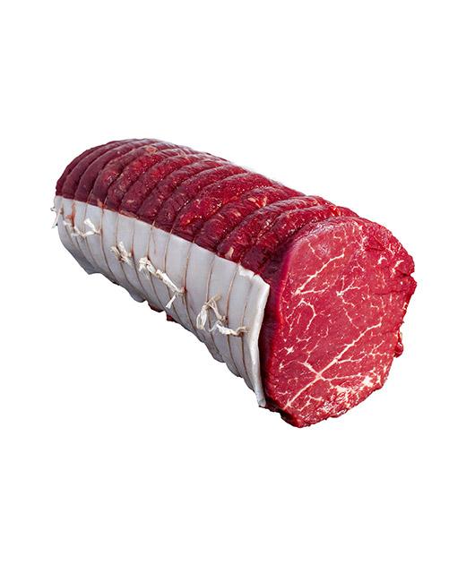 Boeuf Wagyu type Kobe - Rôti de filet -. La race Wagyu est réputée être la meilleure viande au monde.