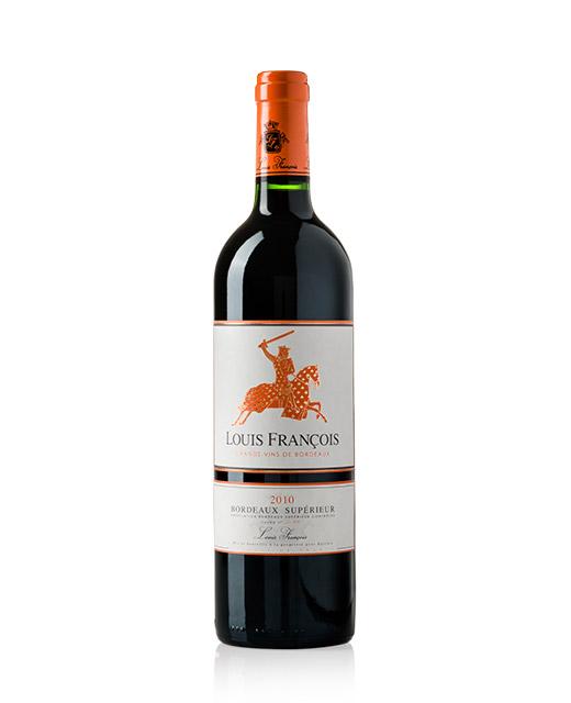 Bordeaux Supérieur 2010 - vin rouge - Louis François