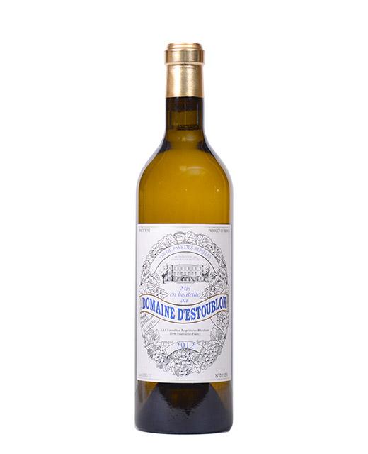 Château d´Estoublon 2012 - IGP Alpilles vin blanc -