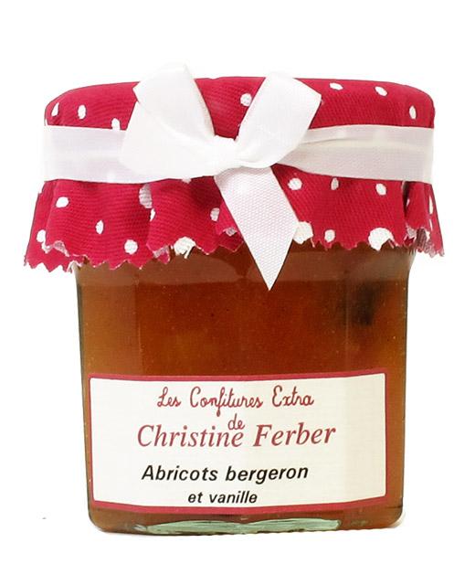 Confiture d´abricots bergeron à la vanille - Christine Ferber