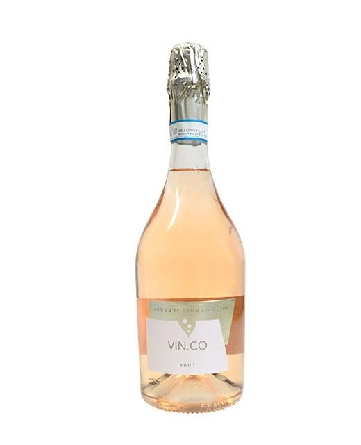 Abruzzo Spumante - vin rosé effervescent - Vin.co