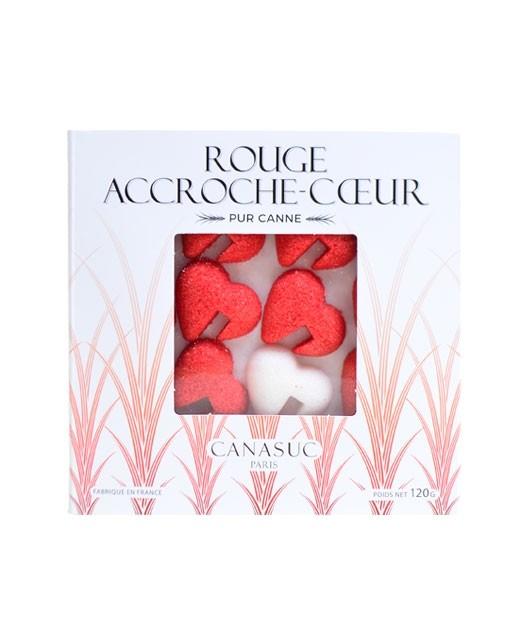 Sucre moulé - cœur  - Canasuc