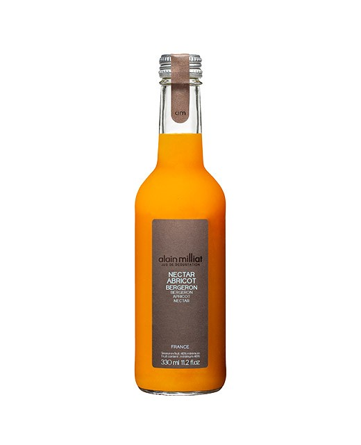 Nectar d'abricot bergeron - Alain Milliat