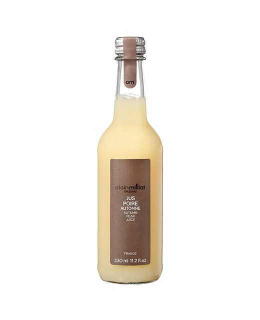 Jus de poire Crassane - Alain Milliat