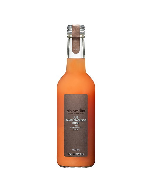 Jus de pamplemousse rose - Alain Milliat