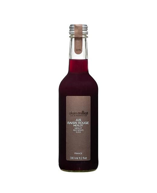 Jus de raisin rouge Merlot - Alain Milliat