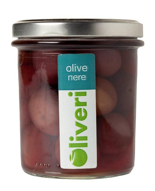 Olives noires - Oliveri