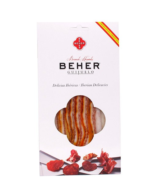 Lard de Bellota - tranché - Beher