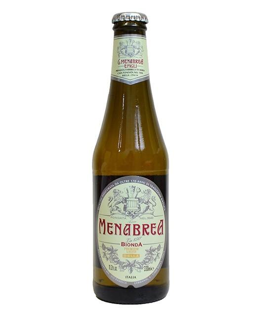 Bière blonde artisanale - Menabrea