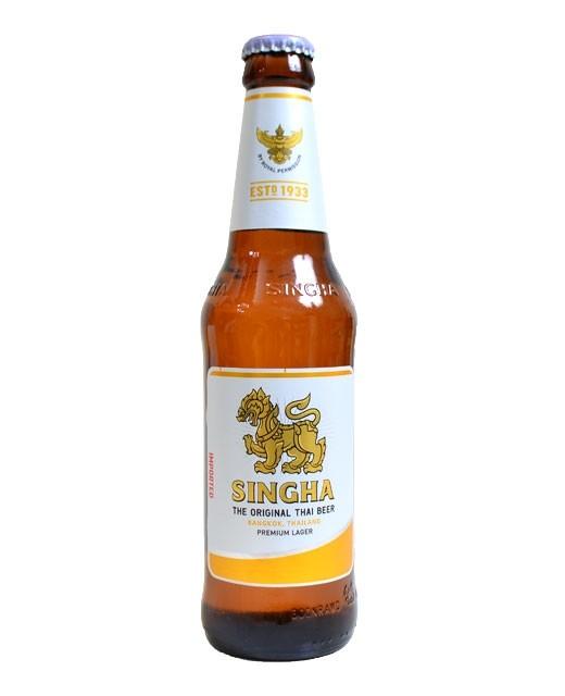 Bière Thaï Singha - Singha