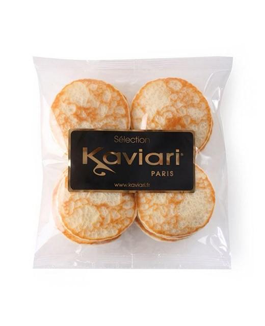 Blinis cocktail x 16 - Kaviari