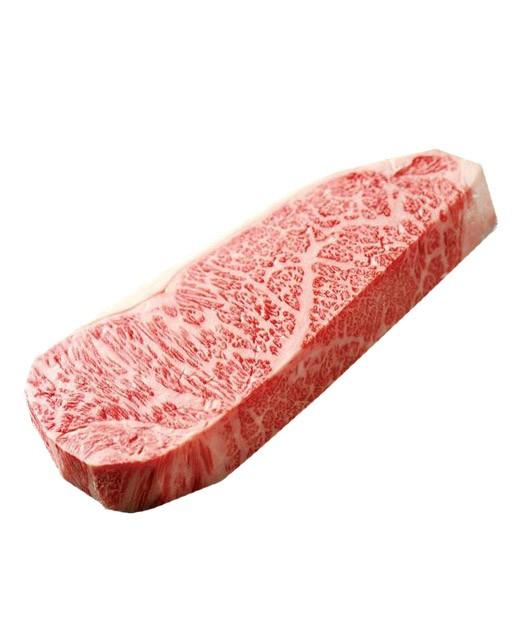 Boeuf de Kobe japonais - Faux filet maturé 10 jours - Edélices Boucherie