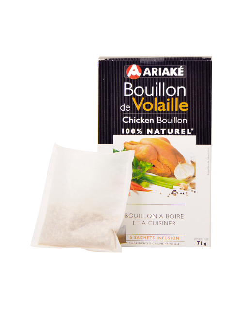 Bouillon de Volaille bio - Ariaké