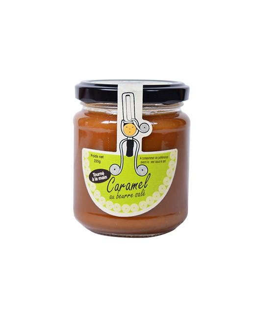 Caramel au beurre salé nature - Rozell et Spanell
