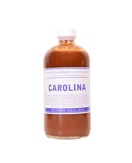 Sauce barbecue Carolina -