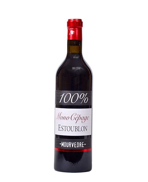 Château d'Estoublon 2011 - 100% Mourvèdre - vin rouge -