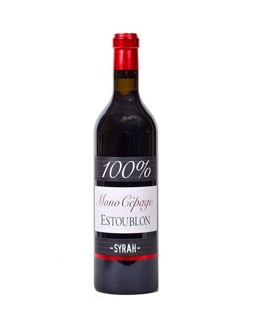 Château d'Estoublon 2011 - 100% Syrah - vin rouge - Château d'Estoublon