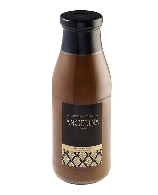 Chocolat chaud à l'ancienne - Angelina