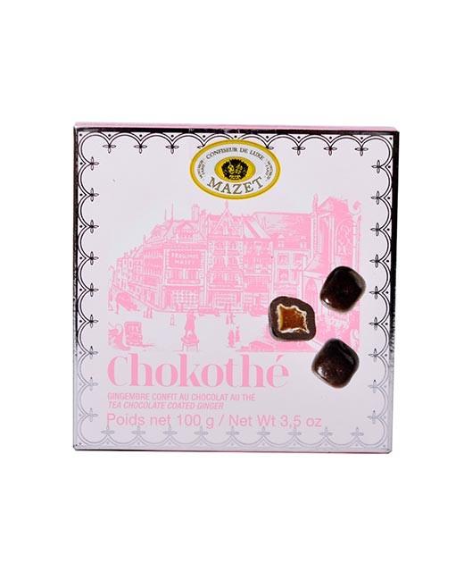 Spécialité de chocolat Chokothés - Mazet