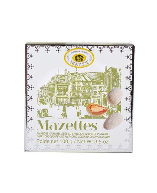 Spécialité de chocolat Mazettes - Mazet