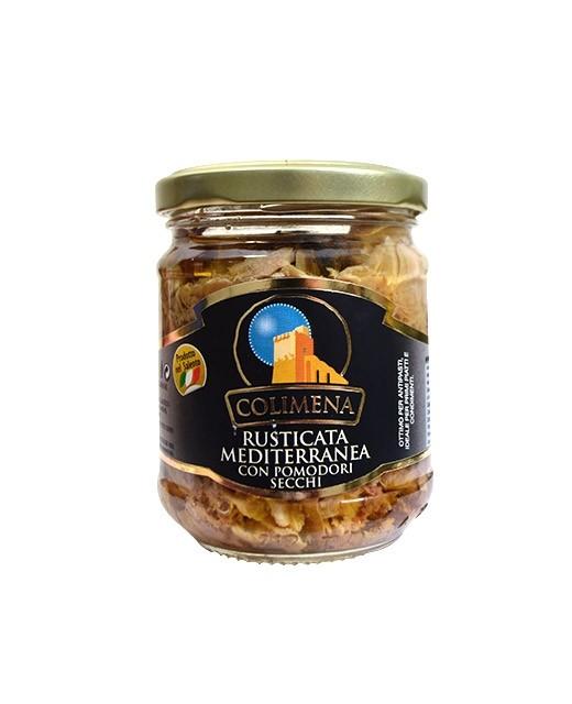 Émietté de thon à la méditerranéenne - Colimena