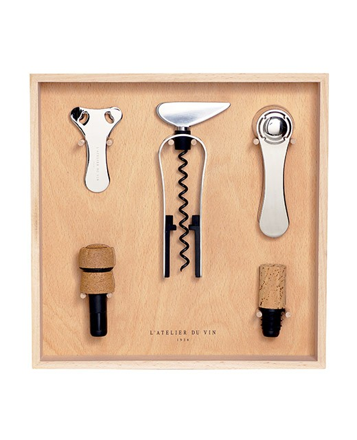 Coffret Œnologie : Le Râtelier - L'Atelier du Vin