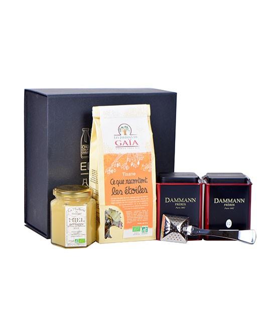 Coffret sélection sucrée - Tea time - Edélices