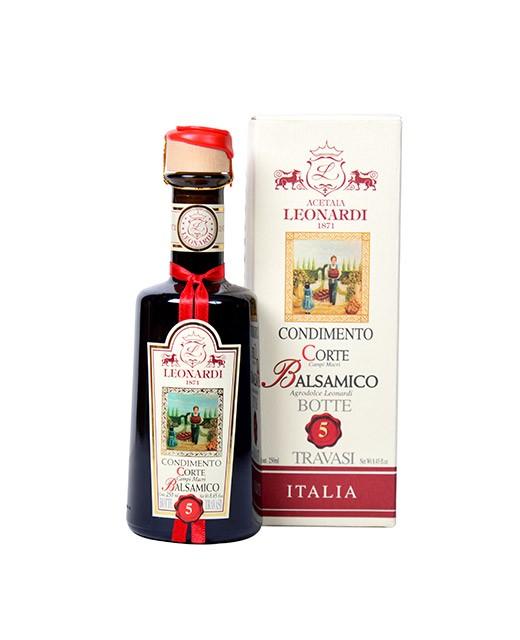 Condiment Balsamique - 5 ans -  La Corte - Leonardi