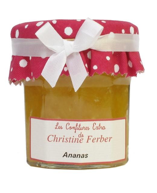 Confiture d'ananas - Christine Ferber