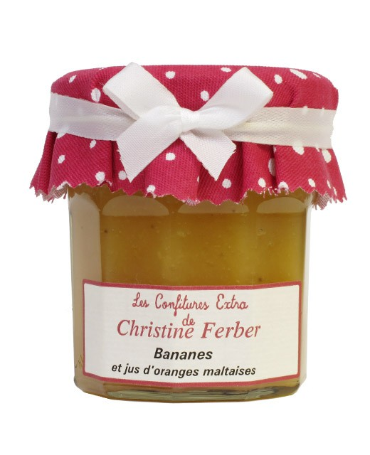 confiture de bananes et jus d 39 oranges maltaises christine. Black Bedroom Furniture Sets. Home Design Ideas