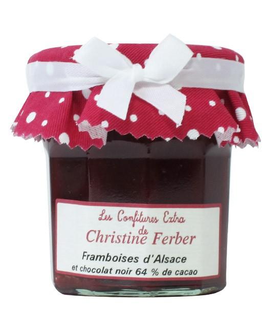 Douceur de framboises et chocolat noir - Christine Ferber