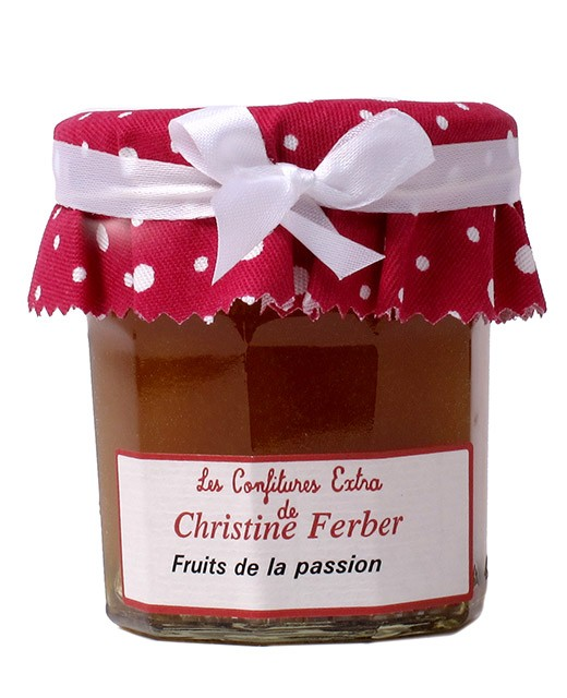 Confiture de fruits de la passion - Christine Ferber