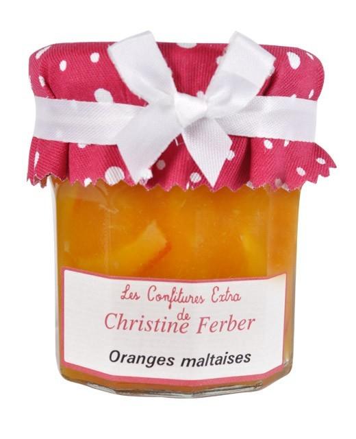 Confiture d'oranges maltaises - Christine Ferber
