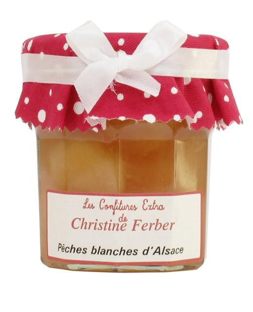 Confiture de pêches blanches de la Drôme - Christine Ferber