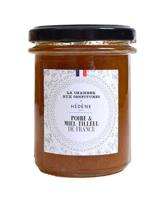 Délice poire et miel de tilleul - Hédène