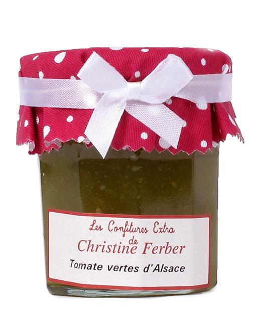 Confiture de tomates vertes - Christine Ferber
