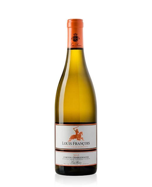 Corton Charlemagne 2013 - vin blanc - Louis François