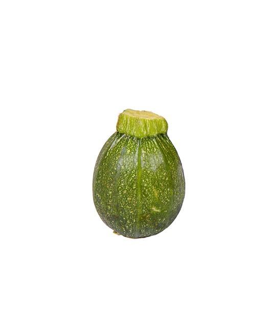 Courgette mini ronde - Edélices Primeur