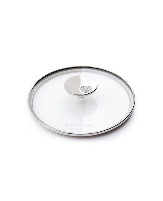 Couvercle verre 16cm - M'héritage 150s - Mauviel