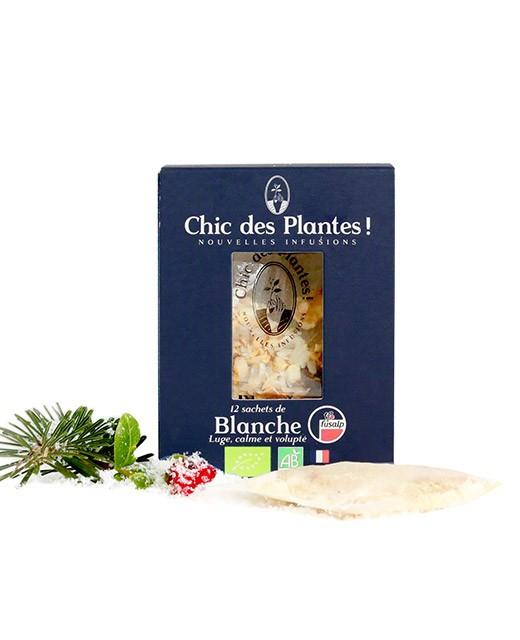 Infusion Blanche - Chic des Plantes