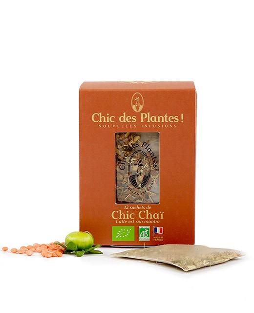 Infusion Chic Chaï - Chic des Plantes