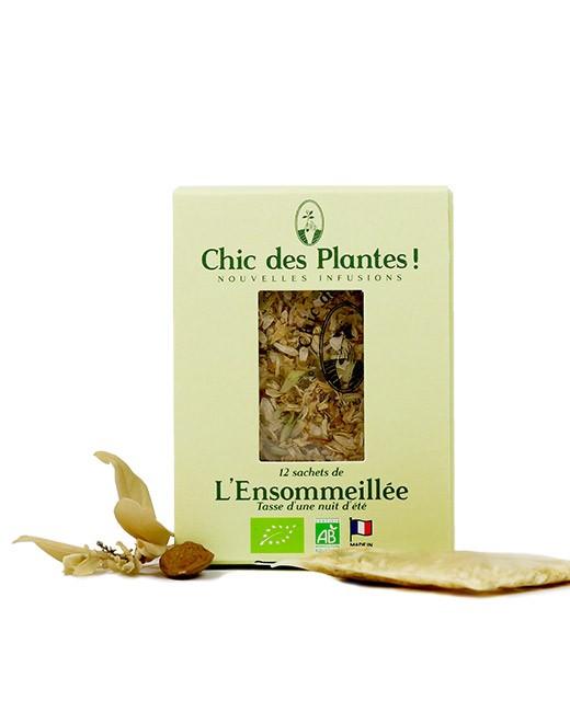 Infusion L'Ensommeillée - bio - Chic des Plantes