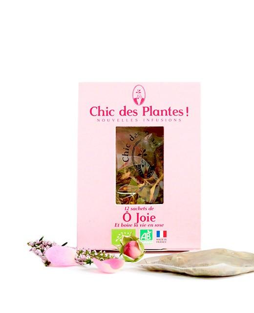 Infusion Ô Joie - Chic des Plantes