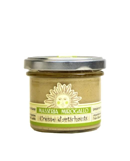 Crème d'artichauts - Masseria Mirogallo