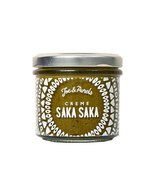 Crème de saka-saka - Joe & Avrel's